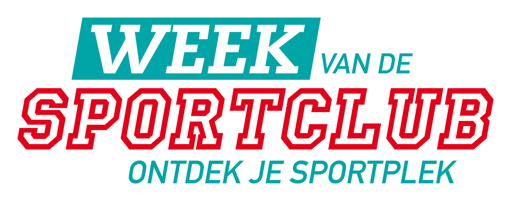 week van de sport club
